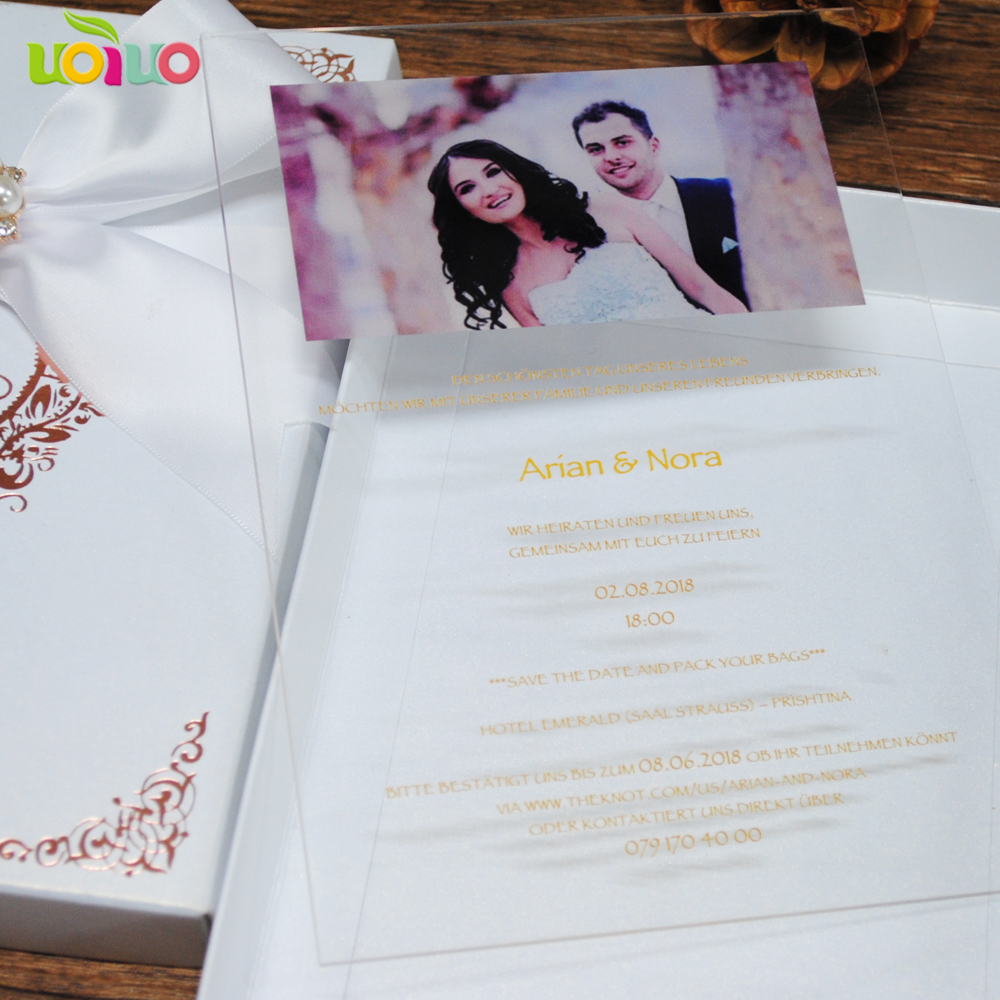 Price For Wedding Invitations: Customize Wedding Invitation Cards With Box Lovely Wedding