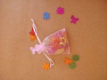 25*35cm 500pcs Organza Bag Pink Drawstring bag jewelry packaging bags for tea/gift/food/candy small transparent Yarn bag