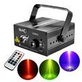 Новый 9 большой Gobos RG лазерный проектор огни 3 Вт синий фон из светодиодов смешать эффект DJ домашний сад ну вечеринку показать освещение сцены AZ09RG