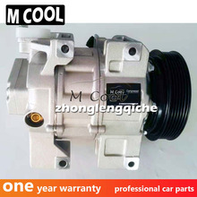 Air Conditioner Compressor For Nissan X-Trail T31 2.5L AC 92600JG300 92600ET82A 92600-ET82A