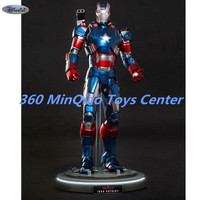 Statue Avengers Iron Man 3 1 6th Scale Iron Patriot Die Cast Action Figure Collectible Model