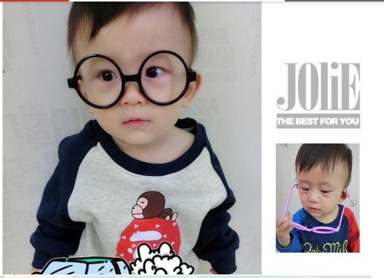 2015Hot Harry Potter Rush Tide Ronda Niños Gafas Marcos Unisex - Accesorios para la ropa - foto 4