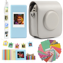 Premium Gift Set Instant Film Camera Accessories Bundle Compatible with FujiFilm Instax Square SQ20