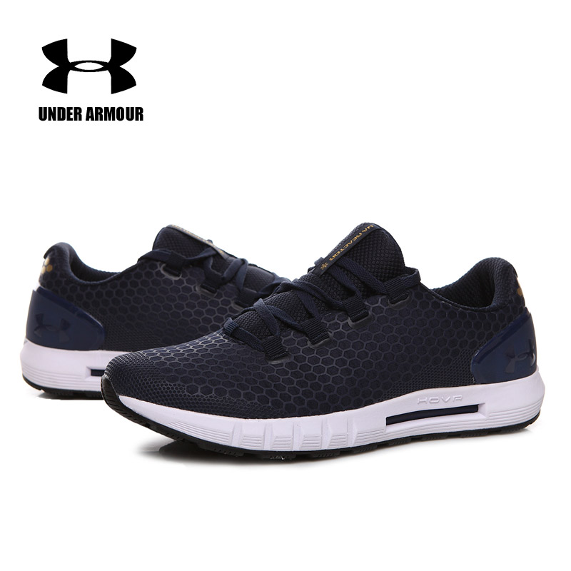 Under Armour Shoes Men UA HOVR Reactor Running Sneakers Man Breathable Comfortable Cushioning Zapatos hombre Sport shoesUnder Armour Shoes Men UA HOVR Reactor Running Sneakers Man Breathable Comfortable Cushioning Zapatos hombre Sport shoes