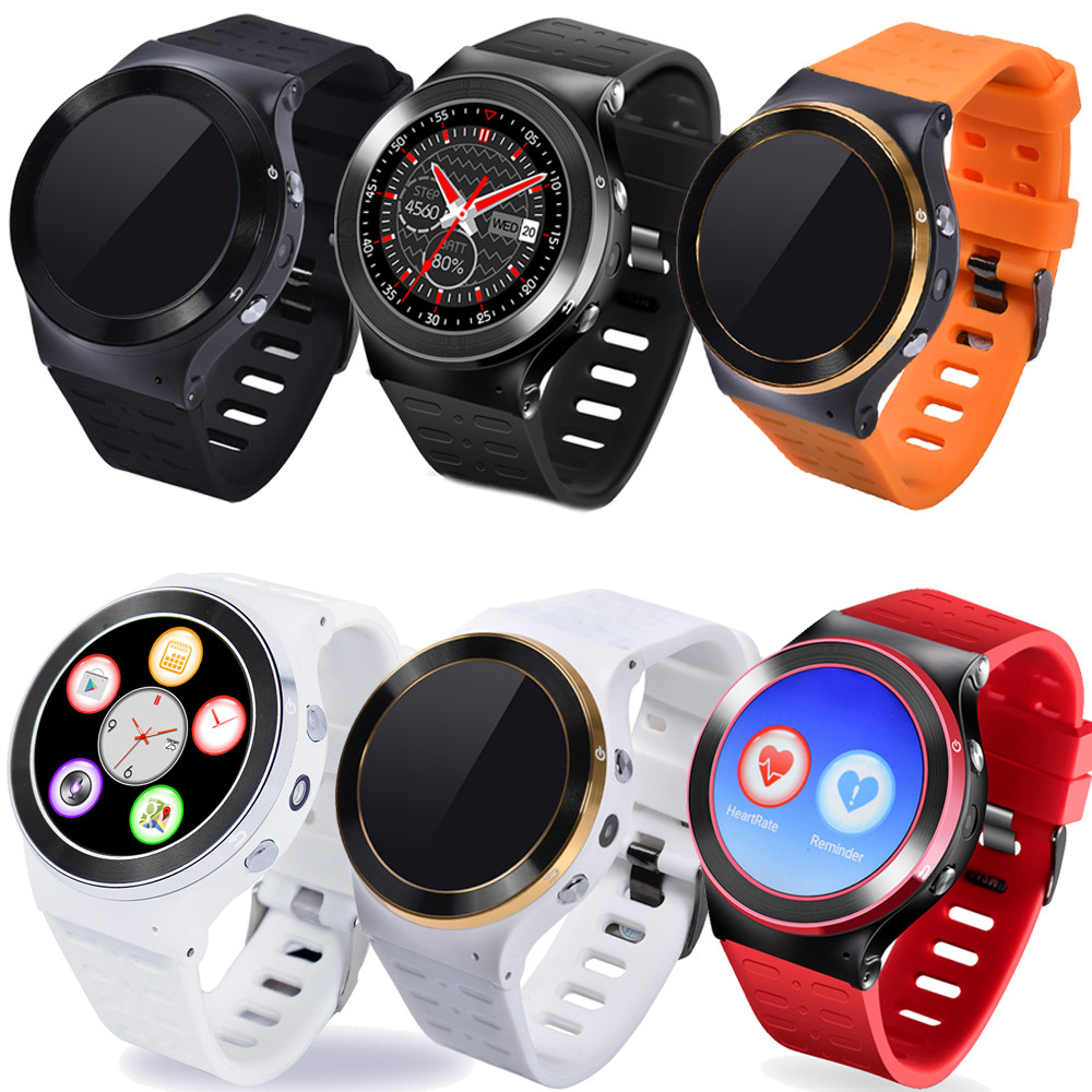 NEW Fashion Smart Watch Woman Men S99 GSM 3G Quad Core Android 5.1 Smart Phone Watch For Adult GPS WiFi Bluetooth 8GB adult smart watch phone for men 3g android watch with gps google play bluetooth men watch camera pk gt08 smart watch