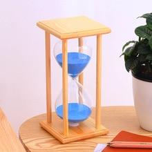 45/60 minutes wooden box…