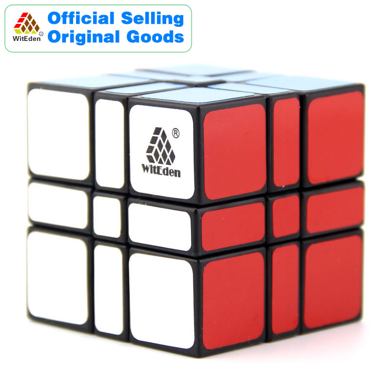 WitEden Camouflage 3x3x3 Magic Cube 3x3 Cubo Magico Professional Speed Neo Cube Puzzle Kostka Antistress Fidget Toys For Boy