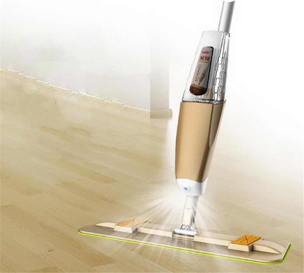 Magic Spray Mop Microfiber Cloth Floor Windows Clean Mop: Magic Spray Mop High Quality Microfiber Cloth Floor Clean