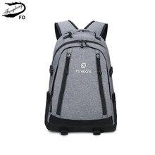 FengDong grau schule rucksack männer schultasche hochschulrucksäcke für jungen männlichen notebook tasche 13 14 15 jungen schul bookbag