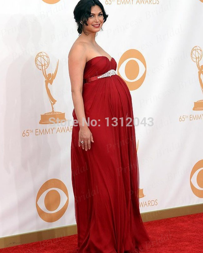 The Pregnant Prom Dress 13