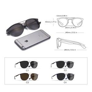 Image 4 - AOFLY ماركة تصميم كلاسيكي الاستقطاب النظارات الشمسية الرجال خمر القيادة النظارات الشمسية النساء UV400 Oculos Masculino AF8116