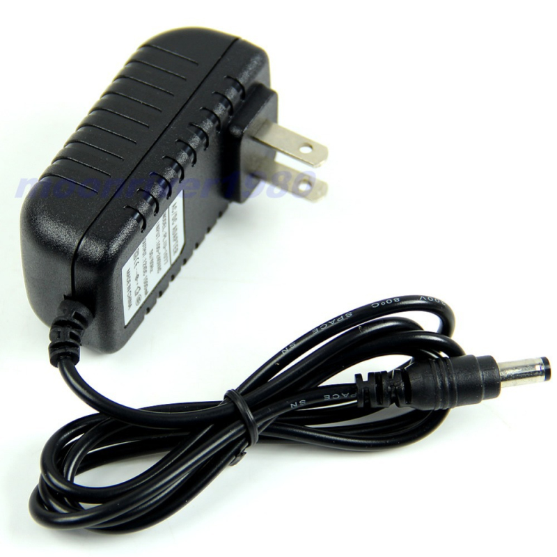 AC 100-240V to <font><b>DC</b></font> <font><b>12V</b></font> <font><b>1.5A</b></font> Switch <font><b>Power</b></font> Charger Converter Adapter US Plug D07 image