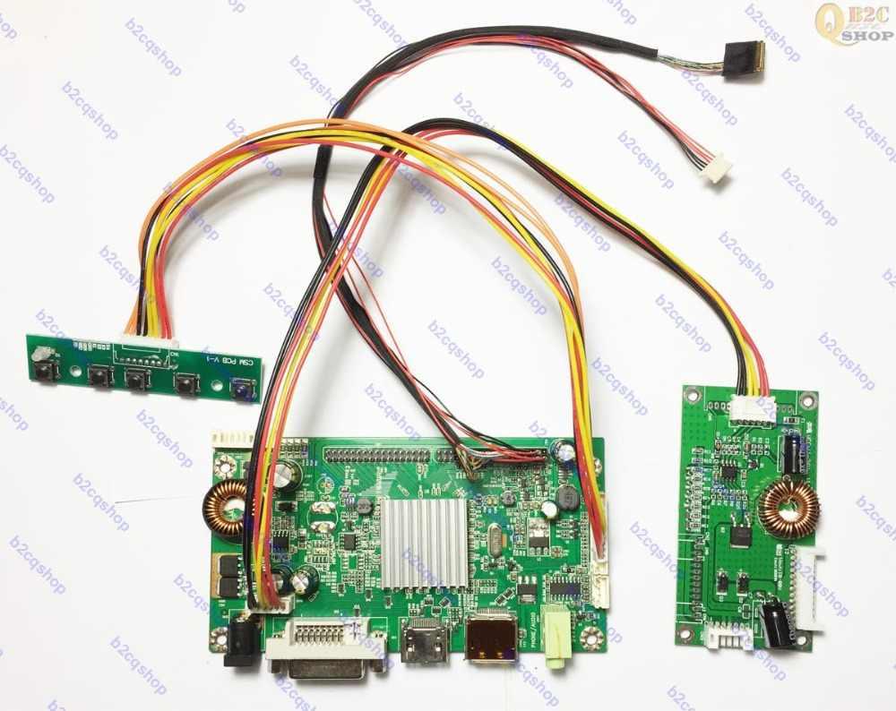 HDMI+DVI+DP LCD Controller Board Monitor Kit inverter kit