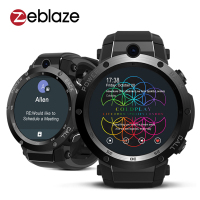 Zeblaze Thor S 3G GPS Smartwatch 1.39inch Android 5.1 MTK6580 1.3GHz 1GB+16GB BT 4.0 Smart Watch 5.0MP Camera Wearable Devices