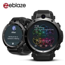 Купить онлайн Zeblaze Тор S 3g gps Smartwatch 1,39 дюйма Android 5,1 MTK6580 1. 3g Гц 1 ГБ + 16 ГБ BT 4,0 Смарт часы 5.0MP Камера Носимых устройств