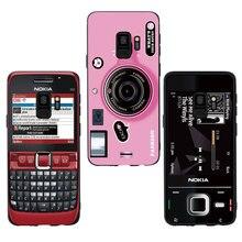 MA Retro Funny Style Fashion Mobile Phone Case Cover For Samsung Galaxy S6 S7 edge S8plus S9plus S10plus lite Soft TPU