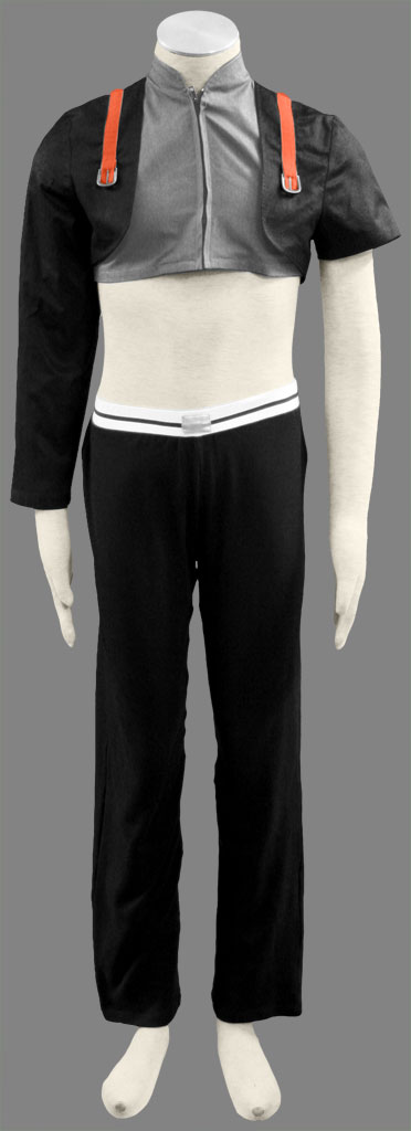 Anime Naruto Sai Clothing Cosplay Costume Mens Halloween Outfit