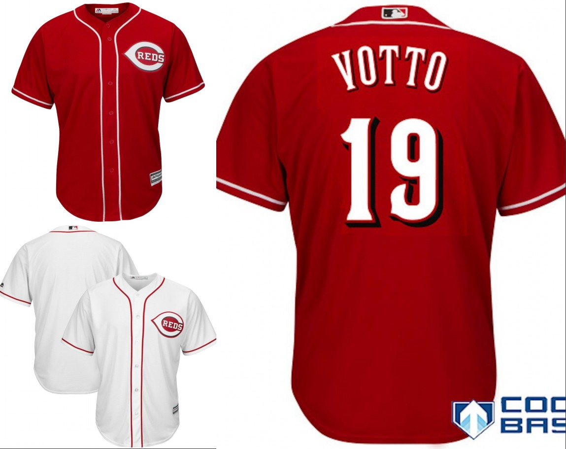 huge discount e5976 41f17 promo code for joey votto jersey cd4ec b7723