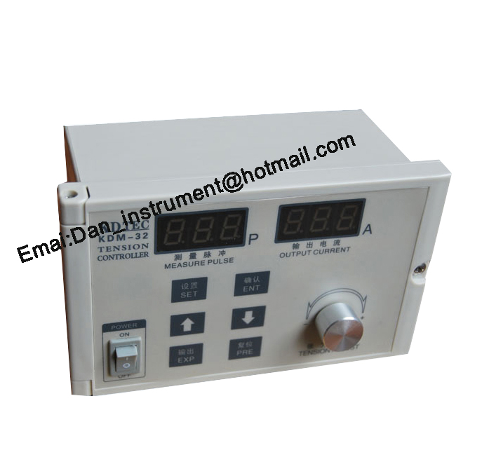High quality KDM-32 taper tension Controller slitting machine ,Cutting machine zxtec zfq l1 pcb for slitting machine