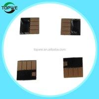 Compatible viruta del cartucho para hp970 971 permanente de inyección de tinta de chip