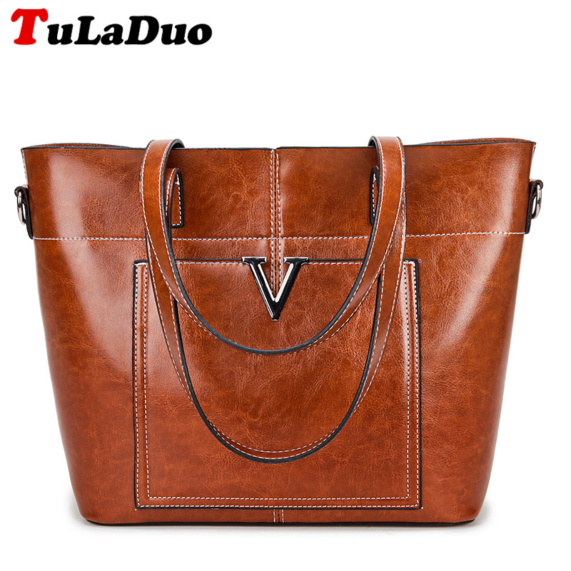 NEW Fashion Womens Shoulder Bag Large Ladies Handbag Leather Casual Tote Bags For Women Hand Bag Famous Brands Sac a Main Femme