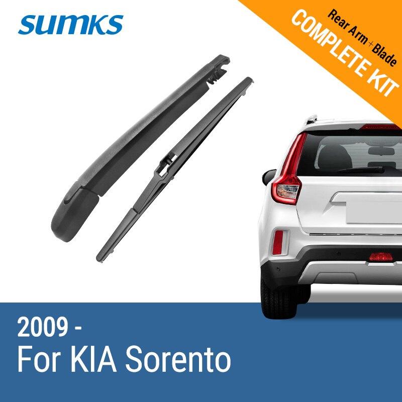 SUMKS Rear Wiper Arm & para KIA Sorento 2009 2010 2011 2012 2013 2014 2015 2016 2017