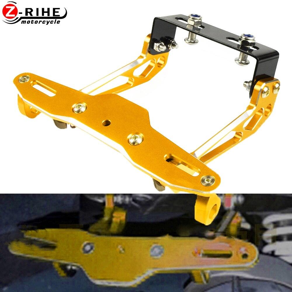 Pour KTM 530 EXC 450 SX-F SXF 350 250 SX 150 125 85 17/14 85 19/16 65 50 SX MINI CNC Moto LicensePlate Cadre de Support