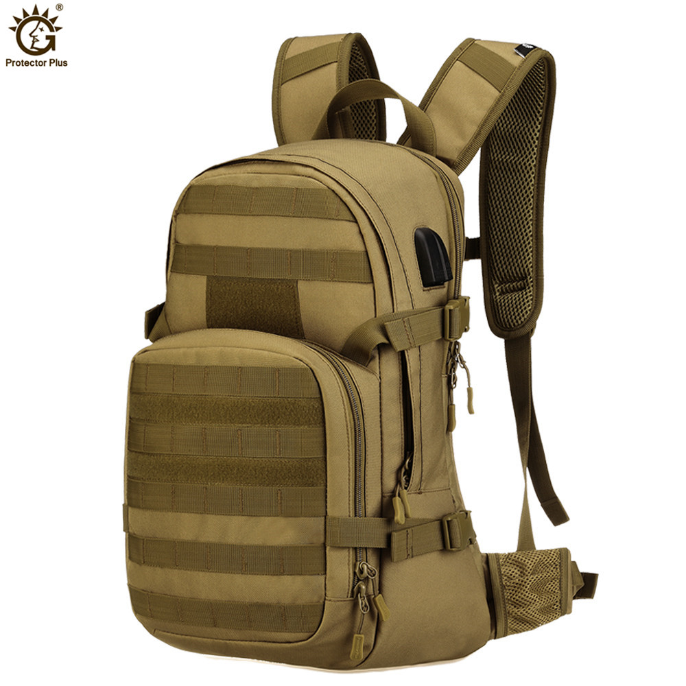 25L USB Charging Backpack Waterproof Military Backpack Molle Army Bag Men Backpacks Rucksack for Hike Travel Backpacks 25L USB Charging Backpack Waterproof Military Backpack Molle Army Bag Men Backpacks Rucksack for Hike Travel Backpacks