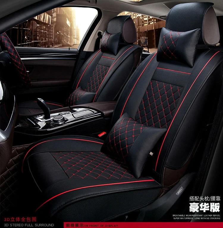 Car Seat Cushion Auto Seats Covers Pu For Ferrari Gmc Savana Jaguar Smart Lamborghini Murcielago Gallardo Rolls Royce Phantom Seat Cover Auto Seat Coverscushion Auto Aliexpress