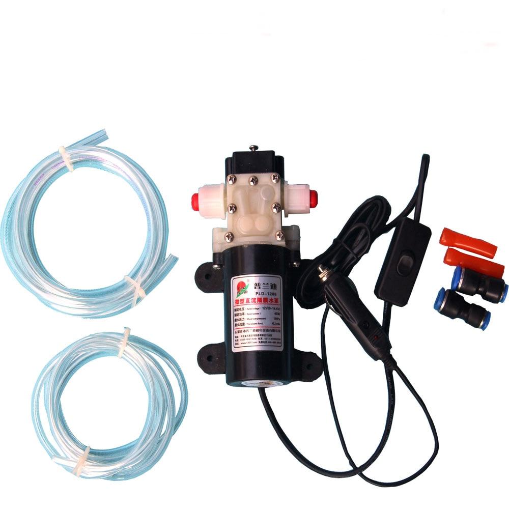 Pompe à huile électrique professionnelle de cc 12 V d'essence, pompe de transfert d'extracteur d'huile de moteur de mazout Diesel, actionnée par la batterie de voiture