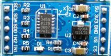IIC/SPI módulo de aceleração ADXL345 Digital Tilt Sensor
