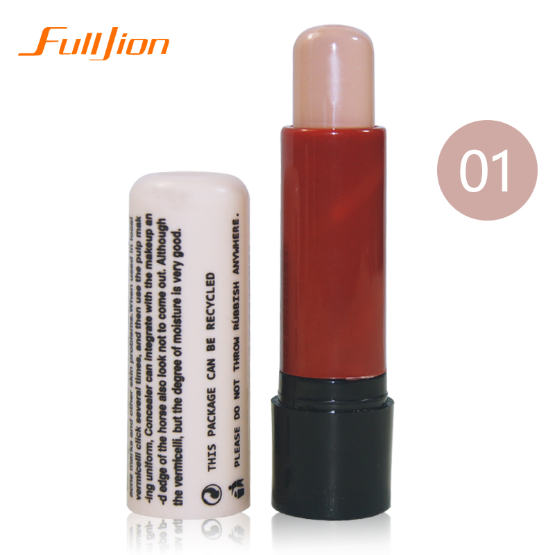Hot Women's face care Concealer Hide The Blemish Creamy Concealer Stick Facial Make Up For Face Eye Lip care