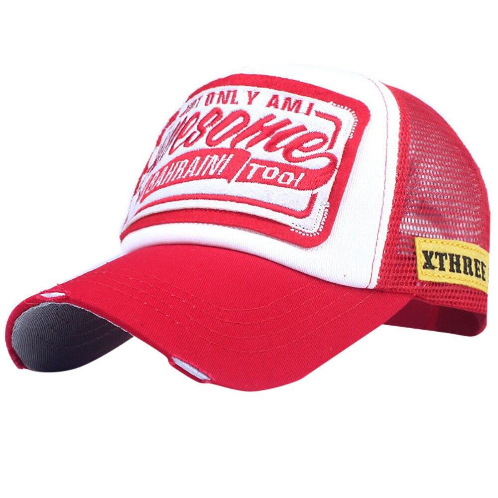 Женская вышитая Цветочная джинсовая кепка модный бейсбольный тропический шлем от солнца аксессуары casquette бейсбол - Цвет: C