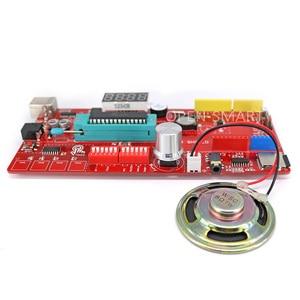 Image 3 - Rich Multifunction UNO R3 Atmega328P Development Board Kit for Arduino with MP3 /DS1307 RTC /Temperature /Touch Sensor module
