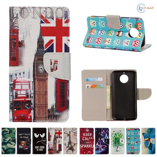 online store 9f919 29012 Coque For Motorola Moto E4 Plus E4Plus XT1771 Wallet Card Slot Flip Case  Phone Leather Cover For Moto E 4 Plus XT 1771 Capa Bag-in Flip Cases from  ...