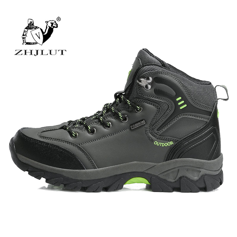 Hiking-Shoes Outdoor-Trainer Breathable Men ZHJLULT Classics-Style High-Quality New-Arrival