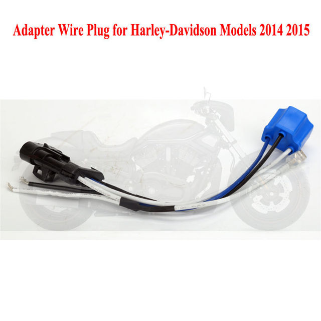 7 Inch 5 3 4 LED Headlight Wire Harness Conversion Adapter Headlamp Adapter for Touring Ultra_640x640 7 inch 5 3 4'' led headlight wire harness conversion adapter 5 Wire Trailer Harness Diagram at bakdesigns.co