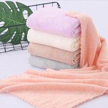 Детское полотенце для новорожденных из хлопка, впитывающее слюну, пляжное полотенце для кормления, тканевый носовой платок для маленьких мальчиков и девочек, 5 шт./упак