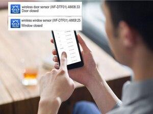 Image 4 - Système dalarme de sécurité pour maison connectée, wi fi, 2.4 go, V10, pour maison connectée avec application Android/IOS