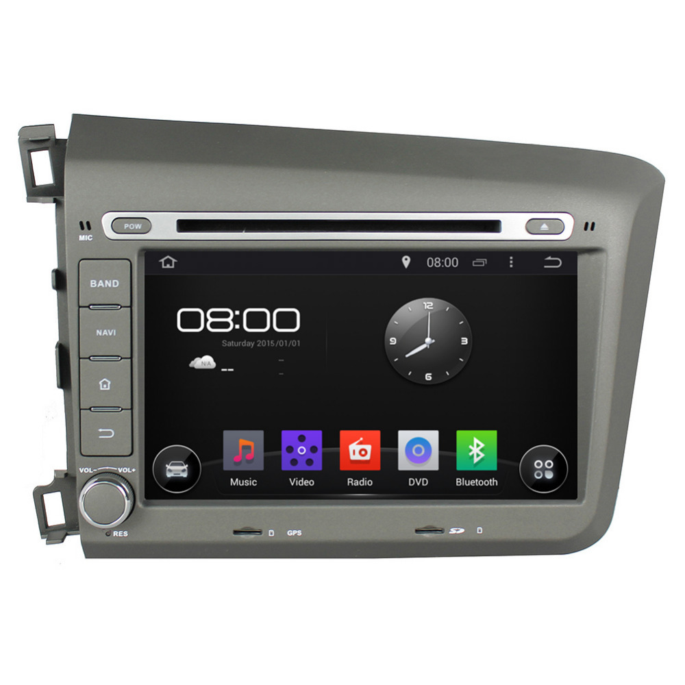 Civic 2012 dvd navigation camera