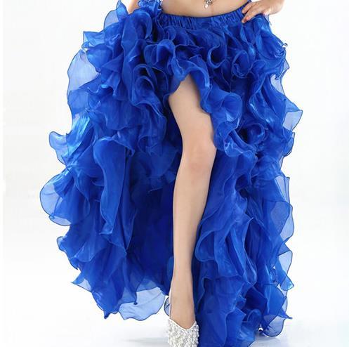 عرض ساخن! كبار الغزل الرقص الشرقي ازياء مثير النساء الرقص الشرقي مرحلة تنورة للسيدات التنانير الرقص الشرقي