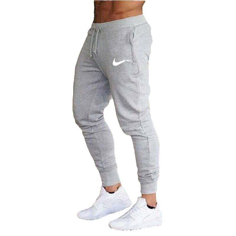 2018 Mens Haren Pants For Male Casual Sweatpants Fitness Workout hip hop Elastic Pants Men Clothes Track Joggers Man Trouser
