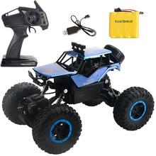 1:14 2.4G Mini Remote Control Off Road Monsta Truck High Speed RTR RC Car Toy