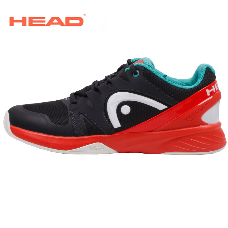 HEAD Original Men's Tennis Shoes Professional Athletic Sneakers For Men Sport Shoes Zapatillas Tenis Hombre Table Tennis Shoes men women unisex badminton table tennis shoes anti slipper soft sneakers professional tennis sport training shoes free shipping