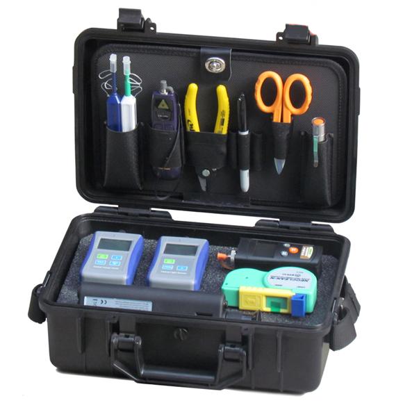 Herramienta de Prueba de Fibra Óptica e Inspección Kit FTK-400Q