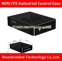 DEBROGLIE 1 Set Mini ITX CASE Chassis Kit With Power Supply 120W DC Board 12V External