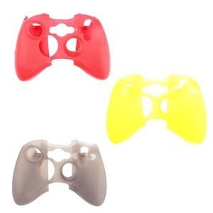 Image 4 - 10 Colors Joystick Gel Skin Silicone Cover for XBOX 360 Wireless Game Controller Case Cover silicona Free Shipping