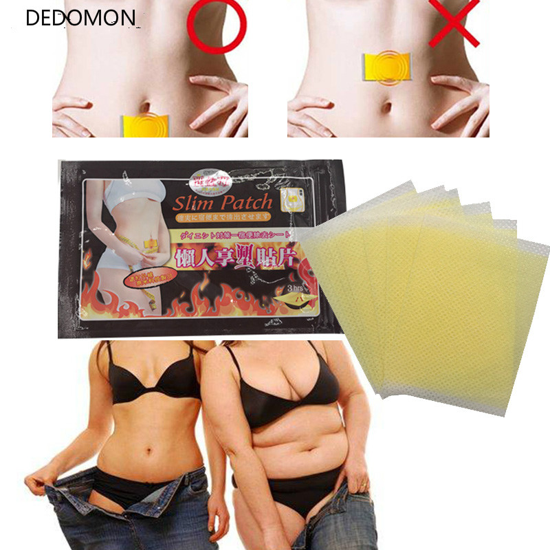 100pcs=10bags Slimming Patch,For Weight Loss, Anti-Cellulite Fat Burning ,losing Weight, Emagrecimento,adelgazar