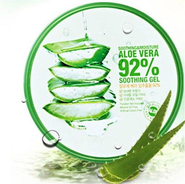 Bestselling New Soothing Moisture ALOE VERA GEL 92%  Korean Cosmetics