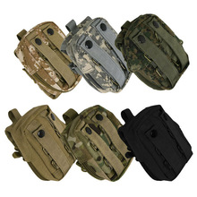MolleTactical Military Multi-function Hiking Outdoor Bag Pocket Pouch Waist Bags